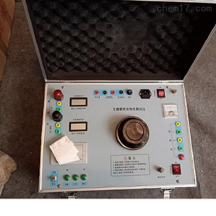 巴中互感器伏安特性测试仪承装修试