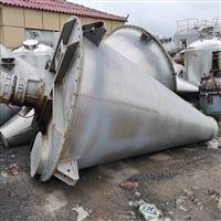 供应二手12立方不锈钢锥形混合机现货出售