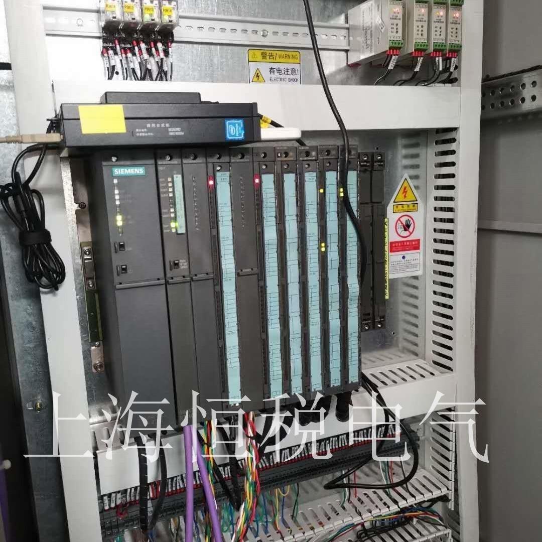 西门子CPU410SMART开机指示灯都不亮维修