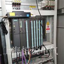 CPU410一天修好西门子CPU410SMART开机指示灯都不亮维修