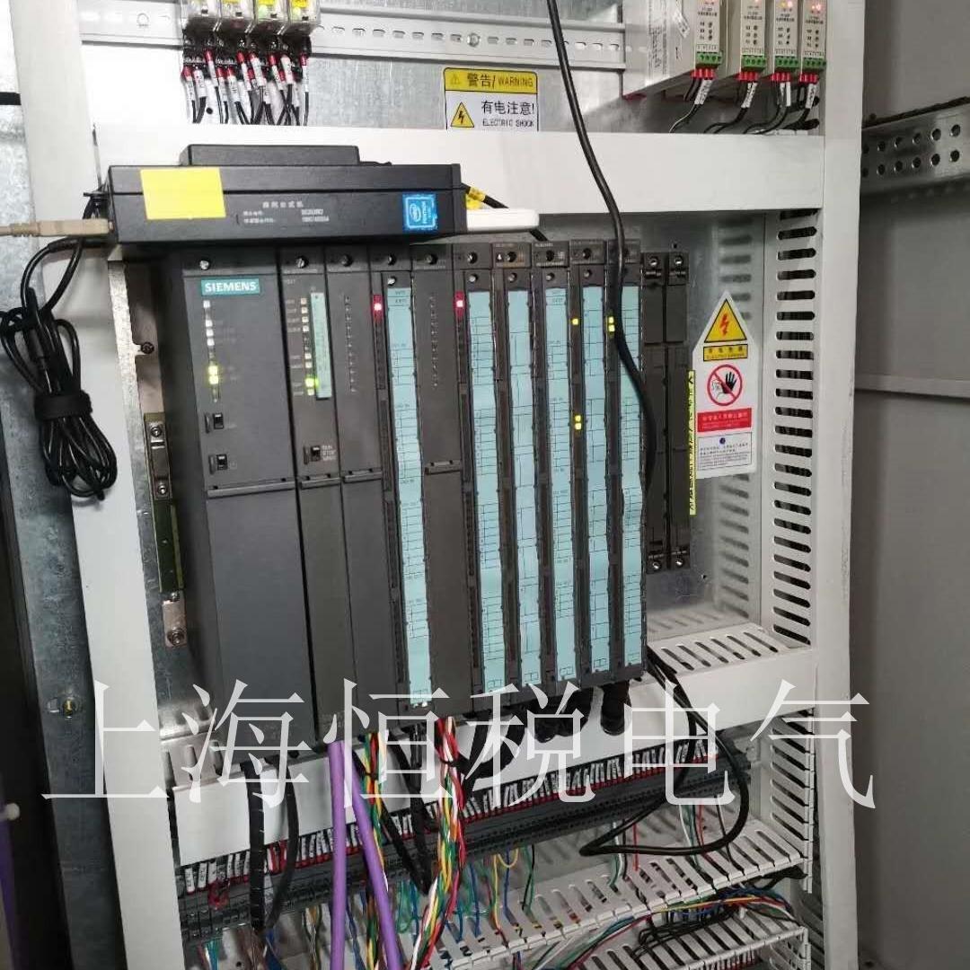 西门子CPU410SMART上电无法启动故障检测