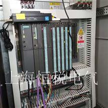 SIEMENS售后维修西门子CPU410SMART上电所有灯全部都亮维修