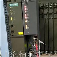 西门子CPU410SMART上电全部灯都闪厂家维修