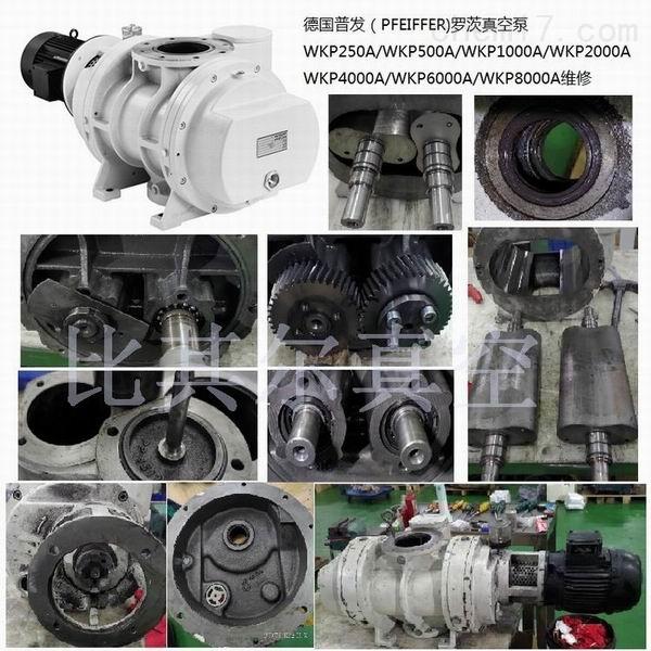 專業PFEIFFER羅茨真空泵維修WKP500A