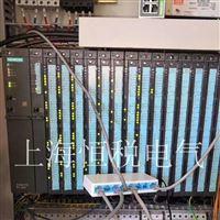 西门子CPU410开机模块指示灯全部不亮维修