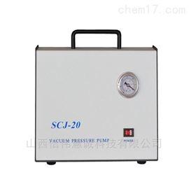 DP-20F|SCJ-20負壓可調型隔膜無油真空泵