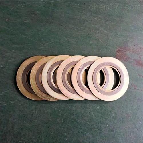 基本型304带加强环金属缠绕垫片