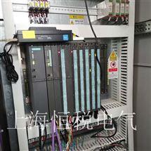 SIEMENS售后维修西门子S7-400CPU上电灯不亮/灯全亮解决方法