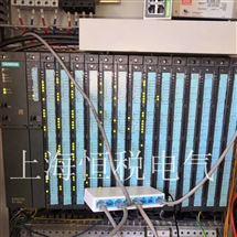 CPU400修好可测西门子400CPU模块开机所有灯全部闪烁修复