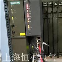 西门子S7-400CPU模块上电指示灯无显示修复