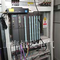 西门子400CPU模块开机指示灯不亮维修电话