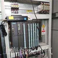 西门子CPU400控制器启动INTF红灯亮故障维修