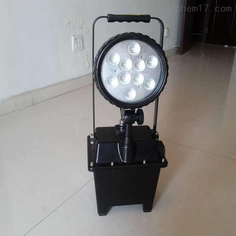 广东大功率LED防爆移动升降灯BJQ8010B