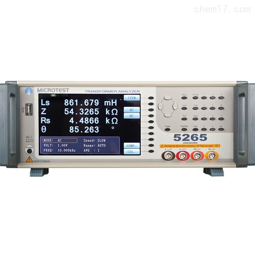 益和MICROTEST5265/5266/5267变压器测试仪