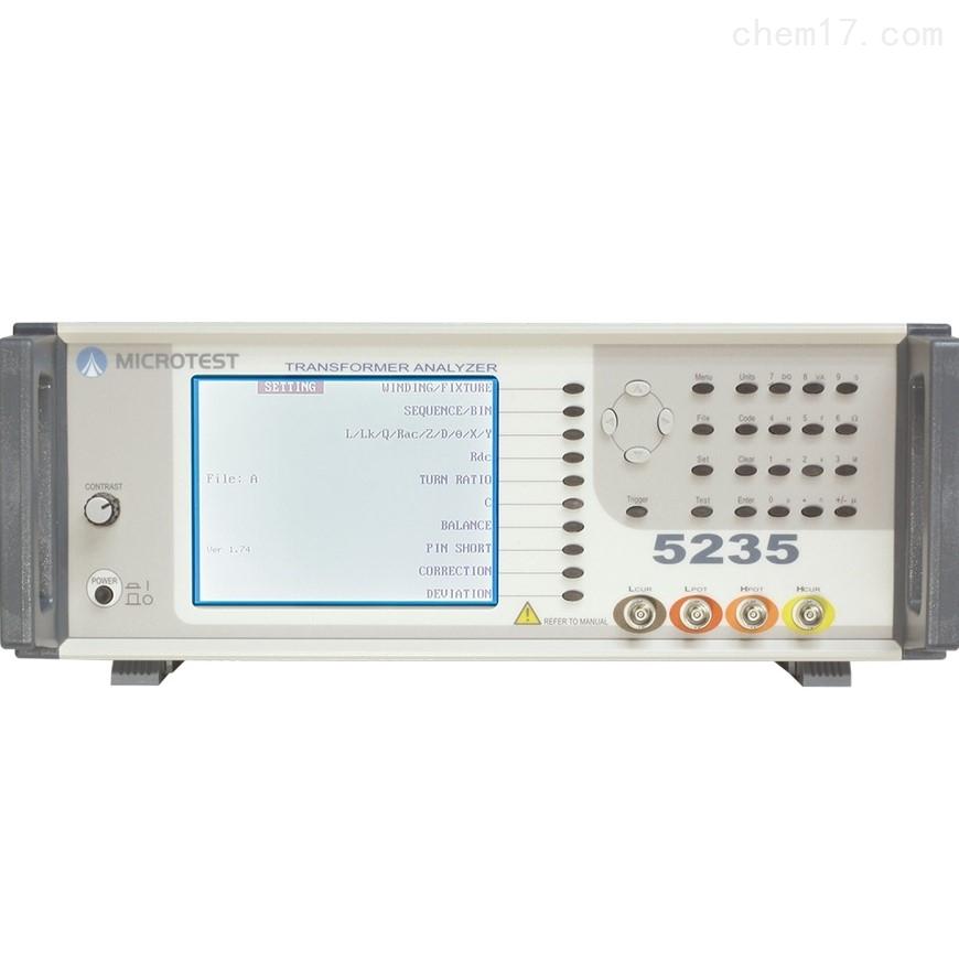 MICROTEST5235/5236/5237/5238变压器测试仪
