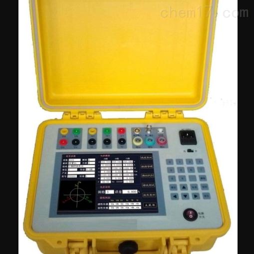 大庆市承试电力设备三相电能电量分析仪