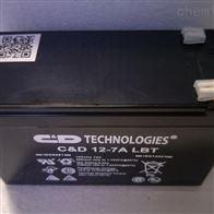 12V7AH大力神储能蓄电池C D12-7A LBT