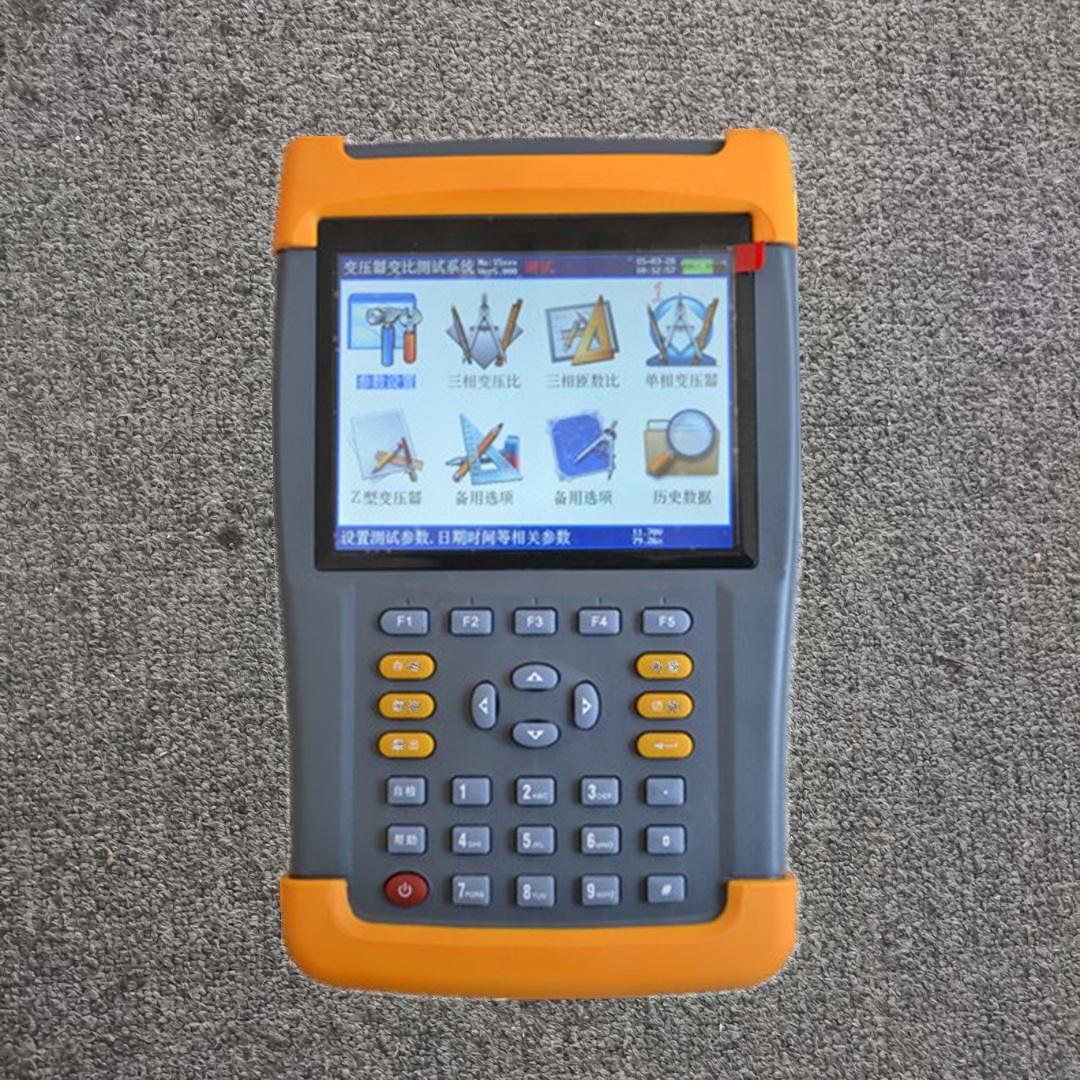 成都地区06S手持式变压器变比测试仪