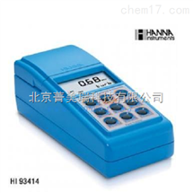 HANNAHI93414高精度浊度/余氯/总氯多用途测定仪