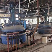 5吨二手不锈钢反应釜处理