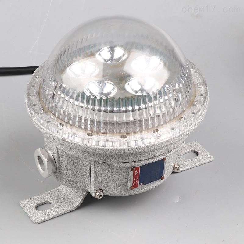 免維護led防爆燈ZBD117-10W15W圓形吸頂燈