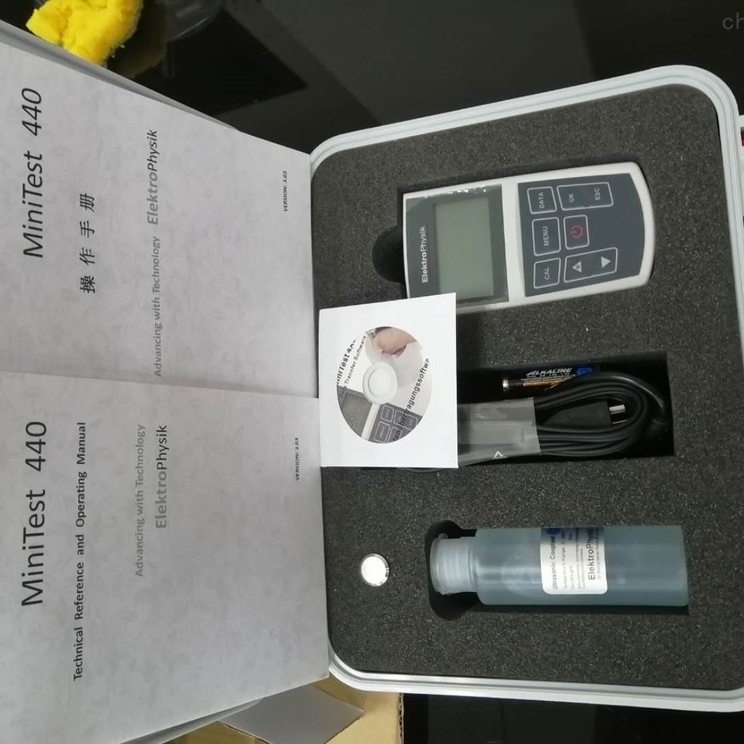 MiniTest 440超声波板厚测量仪