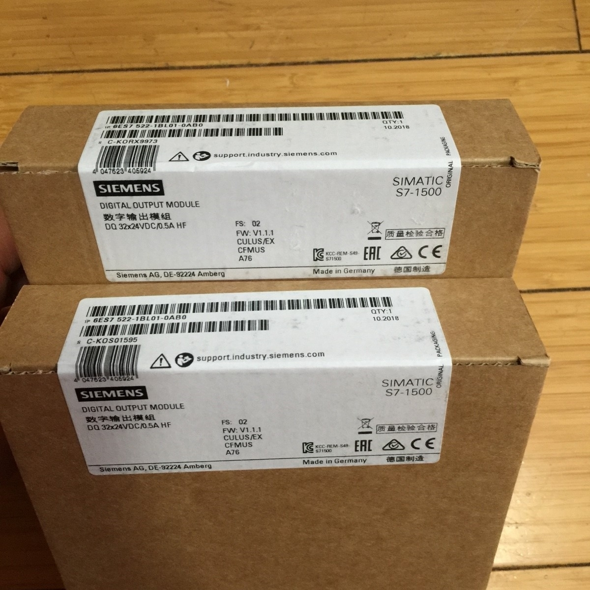 北海西门子S7-1500CPU模块代理商
