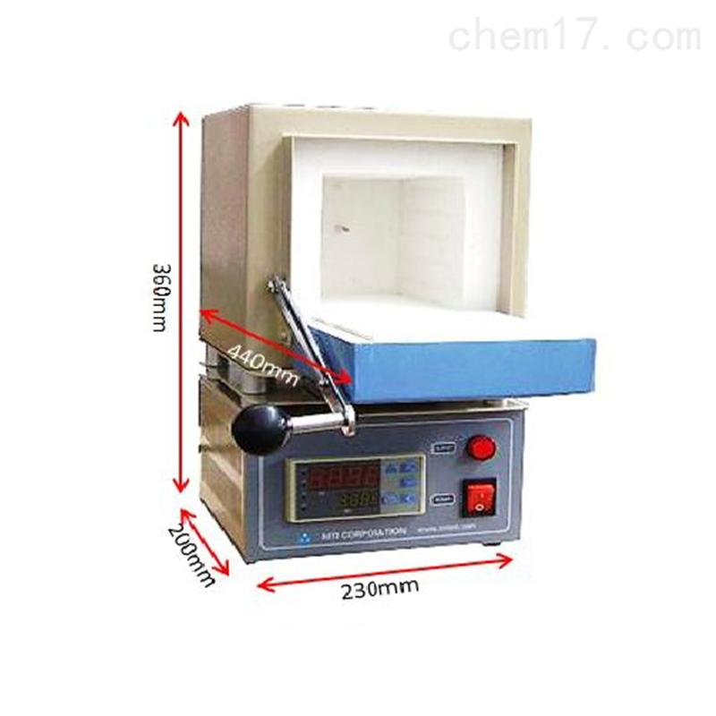 1100℃微型箱式炉(1L)