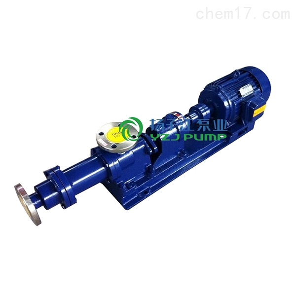 耐高温浓浆泵 自吸泵 酒精泵 化工泵 螺杆泵