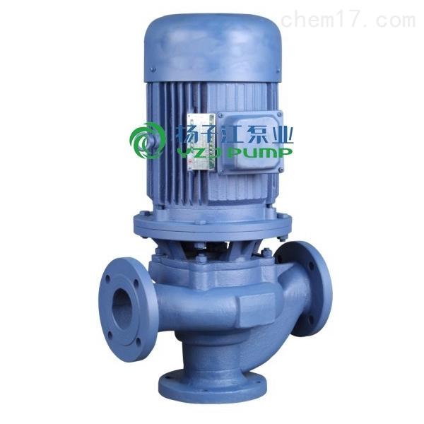 排污泵:管道式无堵塞排污泵