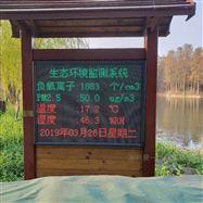JYB-FY福建水庫湖畔負氧離子含量監測設備源廠解讀