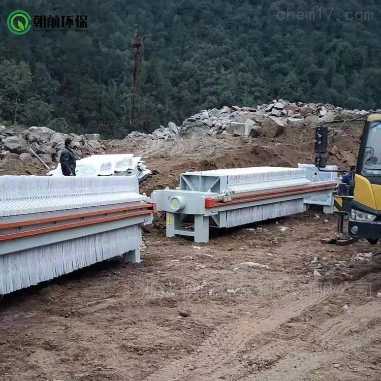 工程泥浆快速压干脱水固化处理项目设备
