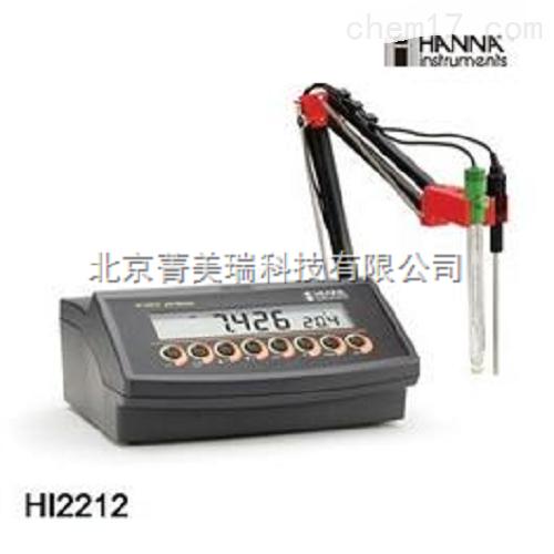 实验室pH/ORP测量仪/台式酸度计
