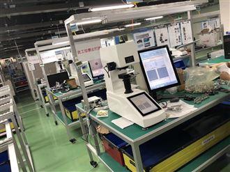 HVS-5ZC/LCD图像分析自动转塔维氏硬度计