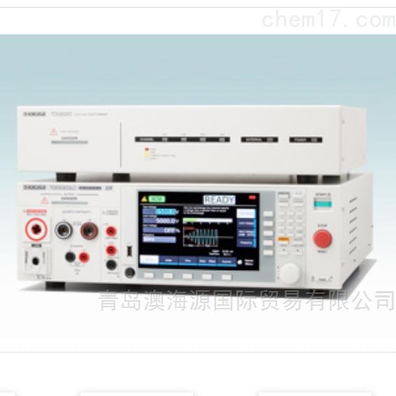 日本KIKUSUI鞠水多功能分析测量仪TOS93001