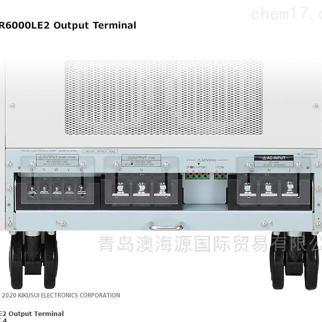 日本KIKUSUI鞠水电源变动测试仪KES7100
