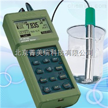 便携式防水PH/MV/温度测定仪
