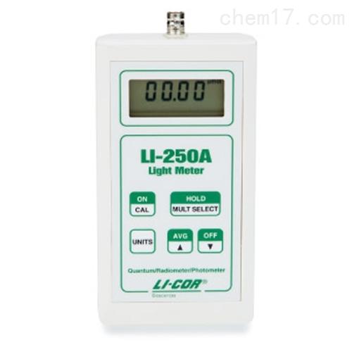 日本meiwafosis光子量瞬时值照度计LI-250A