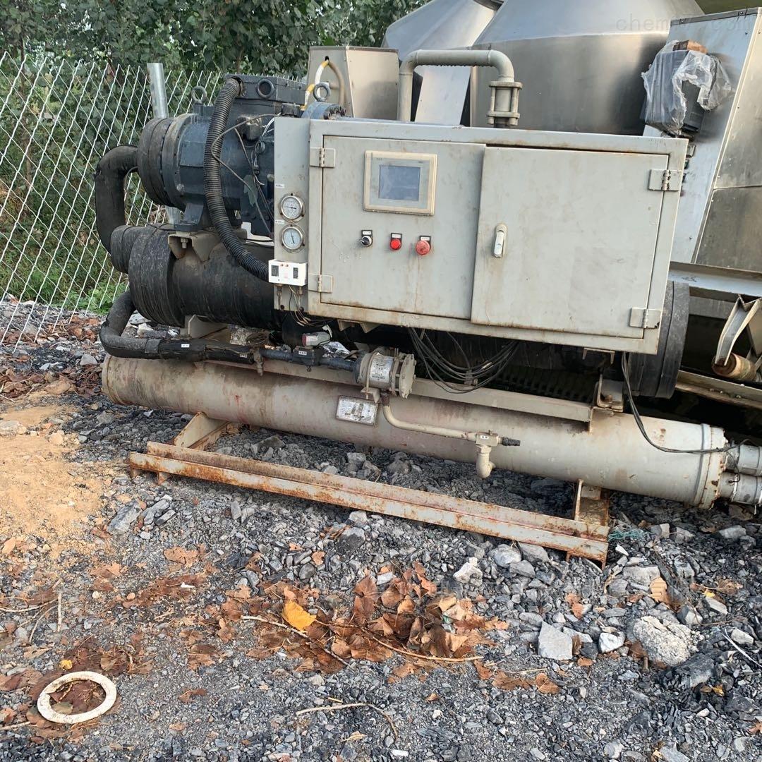 全国回收闲置螺杆式冷水机组 空调机组