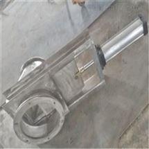 气动不锈钢插板阀性能可靠