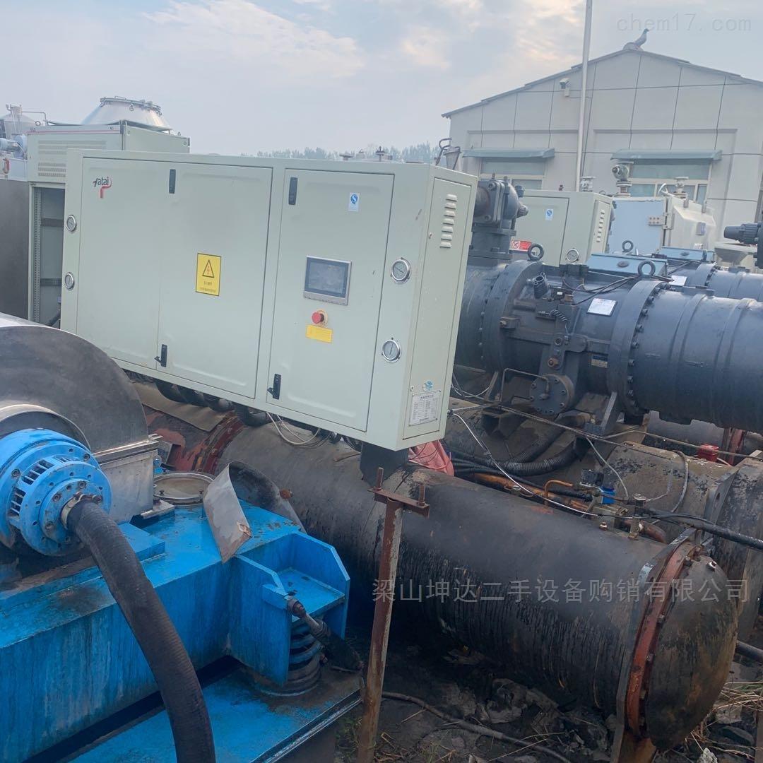 回收二手风冷 水源热泵机组