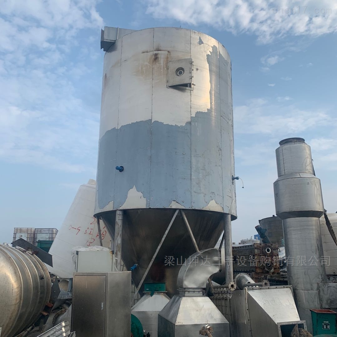 回收二手150型离心喷雾干燥机