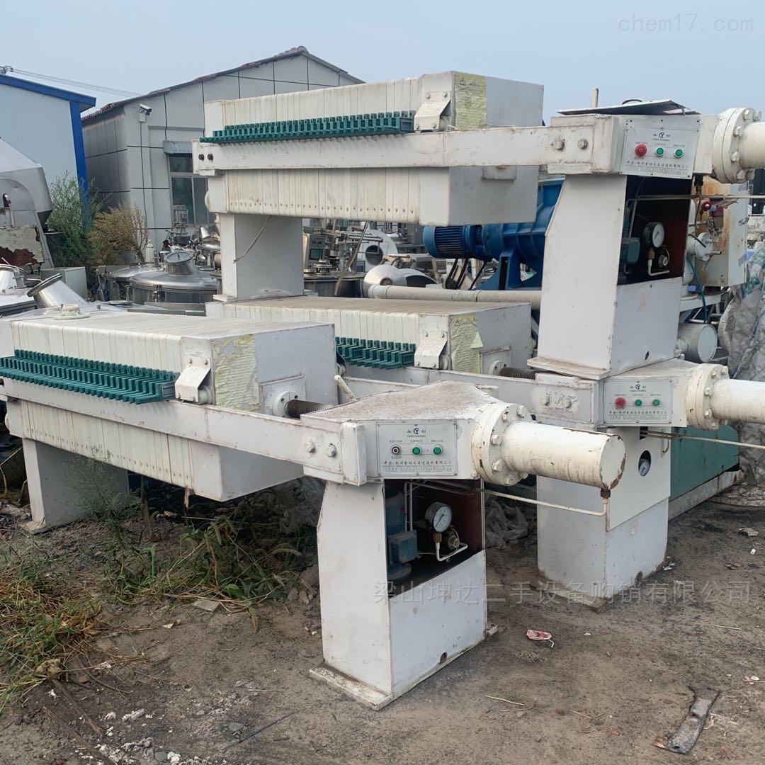 二手洗沙厂 污水处理隔膜压滤机