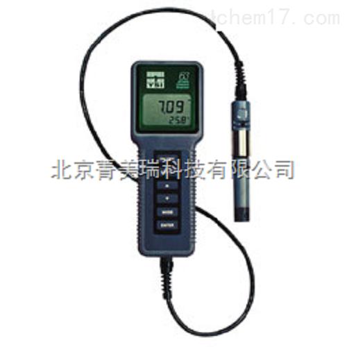 便携式酸碱度/电导率测量仪