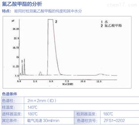 氟yi酸jia酯的分析