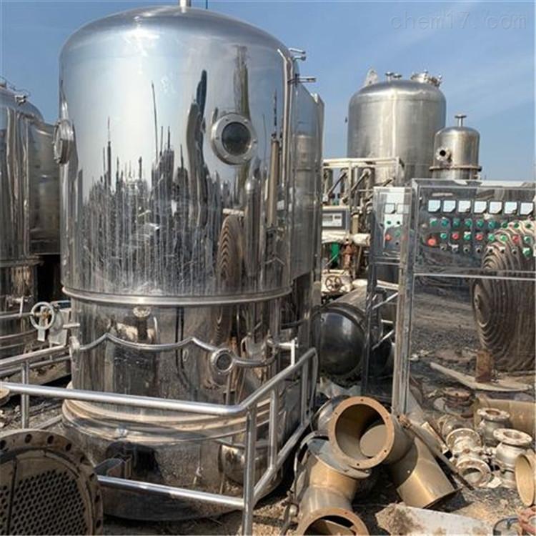 回收二手高效沸腾干燥机