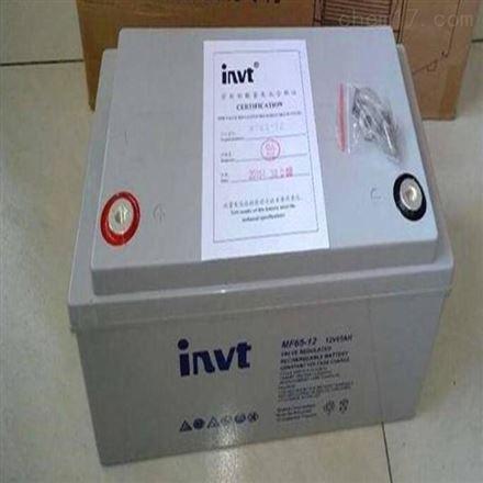 英威腾铅酸免维护蓄电池12V38AH