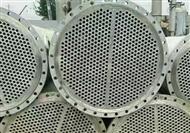 二手100平方不銹鋼冷凝器列管式