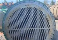 二手80平方不銹鋼列管冷凝器