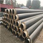 630*8直埋式钢套钢蒸汽防腐保温管生产商